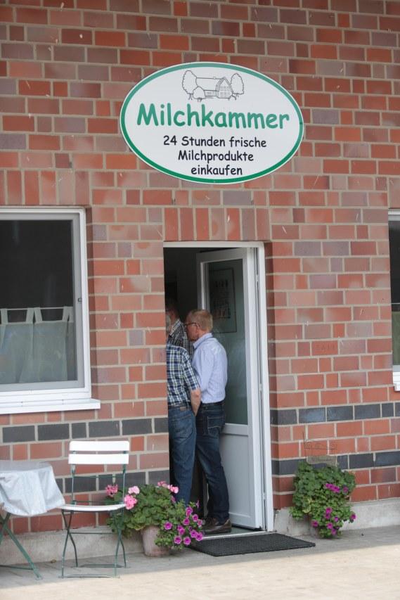 Eingang Milchkammer