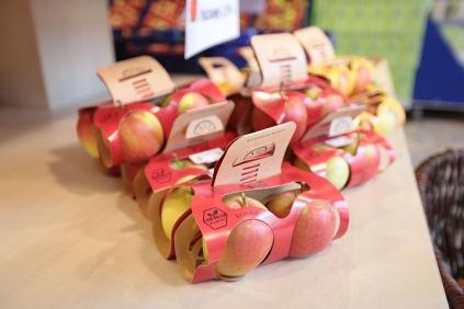 Apfelverpackung Hof Grothues-Potthoff