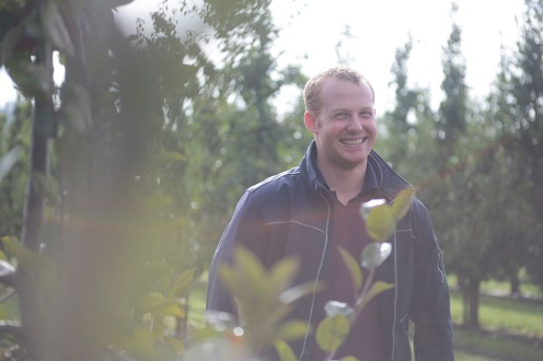 Plantagenleiter Michael Schulze Austrup-Streyl