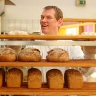 der Duft von frischem Brot