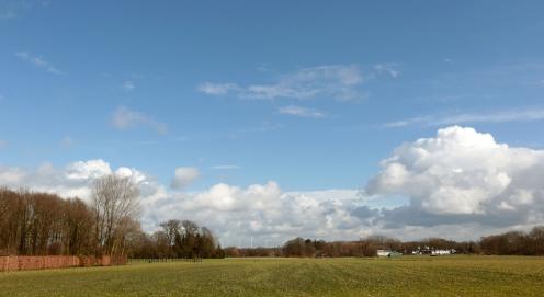 Landschaft in Steinfurt