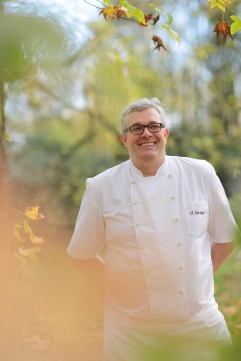 Chefkoch Albert Forsting