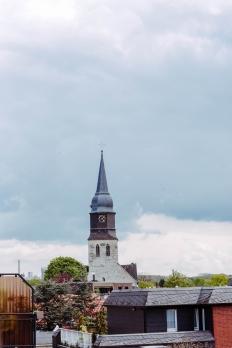 Kirchturm von Beckum