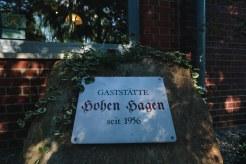 Gaststätte Hohen Hagen gibt es seit 1956