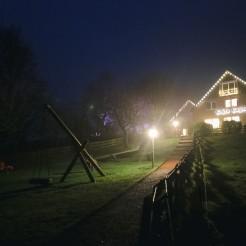 Hohen Hagen in der Winterzeit