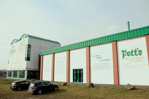 Auf dem Areal soll 2018 die Experimental-Brauerei eröffnen.