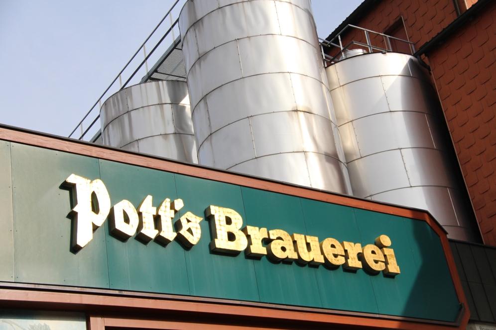Die Seele des Betriebs: die Altstadt-Brauerei