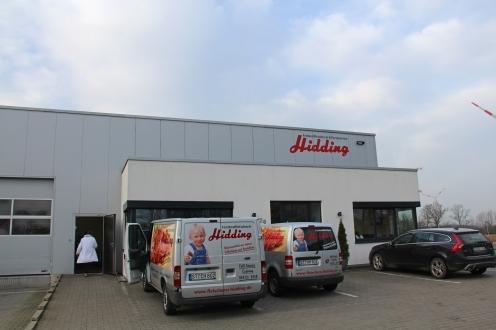In der Feldbauerschaft wurde ab 2009 der neue Firmensitz gebaut.