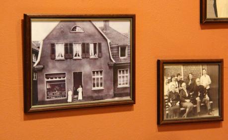 In der Manufaktur an der Rothenburg wird die Familiengeschichte gezeigt.