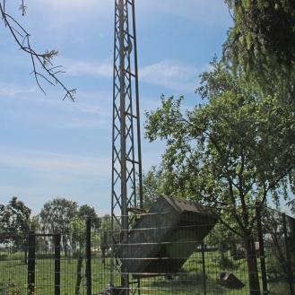 Die einzige private Vogelschießanlage im Umkreis von 50 Kilometern.