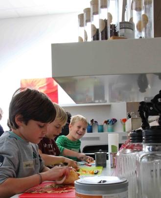 Artcuisine Grundschul-Kochen12
