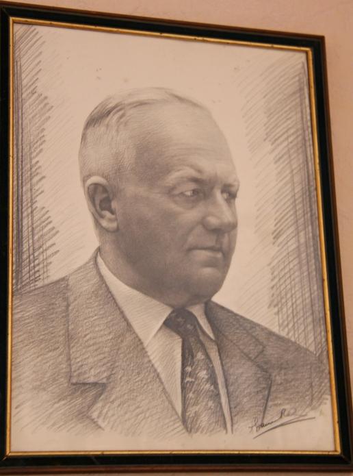 Firmengründer Josef Laschke