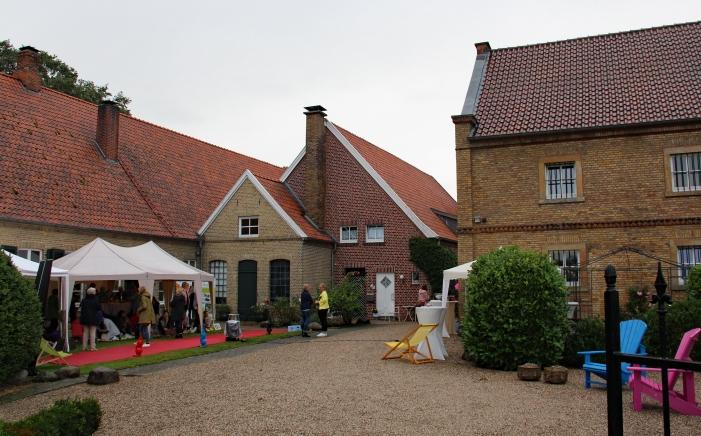 Die wunderschöne Hofanlage Floer aus dem 14. Jahrhundert war die perfekte Kulisse für das Event.